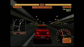 Tokyo Xtreme Racer 2 Gameplay Sega Dreamcast HD