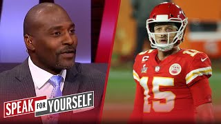 Wiley disagrees with Patrick Mahomes' comment about defeat | NFL | SPEAK FOR YOURSELF