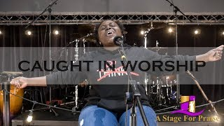 Sharon Tembo - You Are Everything I Need  (Spontaneous Worship) | Caught In Worship