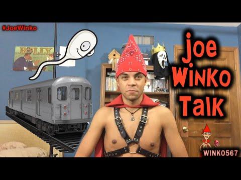 Woman Goes off on NYC Subway Wanker | Joe Winko Talk