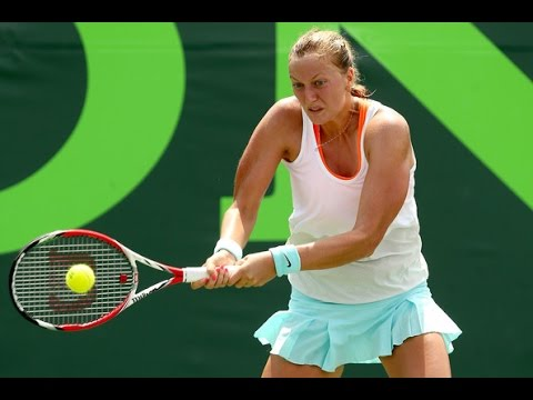 Petra Kvitova VS Ana Ivanovic Highlight 2014 R4