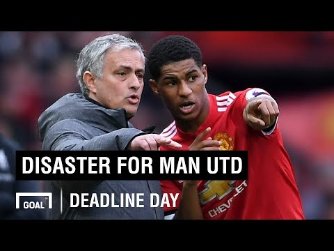 Disaster for Man Utd - Who won and lost the transfer window?