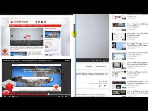 Responsive Video WordPress Blog einbinden Gratis Tool Plugin kostenlos Anleitung #gratistipps