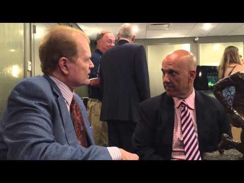 Chet Coppock interviews Dave Kaplan