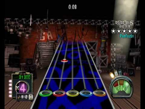 Saddening video game songs 2 (part 1)(Frets on Fire sightread)