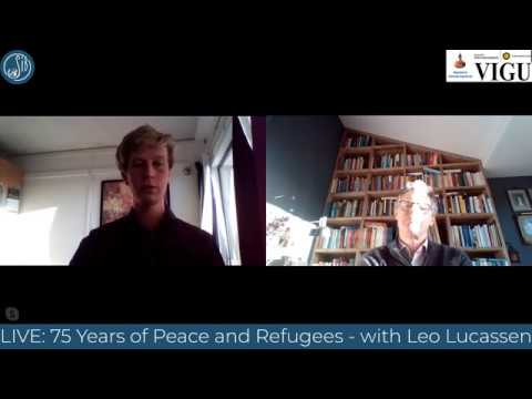 75 Years Of Peace And Refugees - With Leo Lucassen