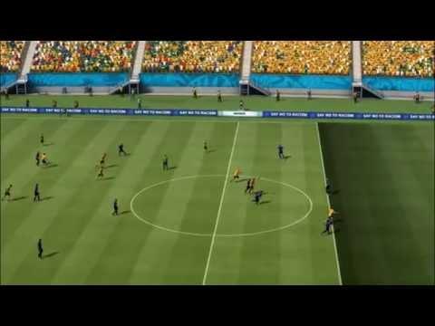AUSTRALIA - NETHERLANDS | FIFA World Cup 2014 (All Goals Highlights HD)