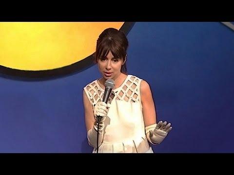 Natasha Leggero  Usher Stand Up Comedy