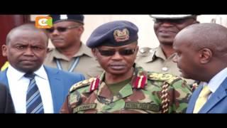 Idara ya polisi yapokea Helikopta mpya