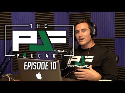 010: Flexibility/Mobility for Vertical Jump, Speed and Injury Reduction- The PJF Podcast