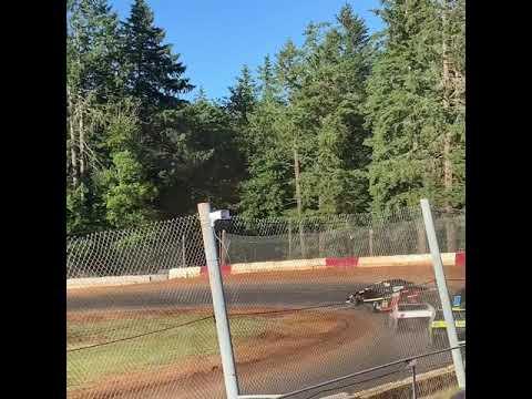 Tanner Krohling @ River City Speedway Heat 6/15/19