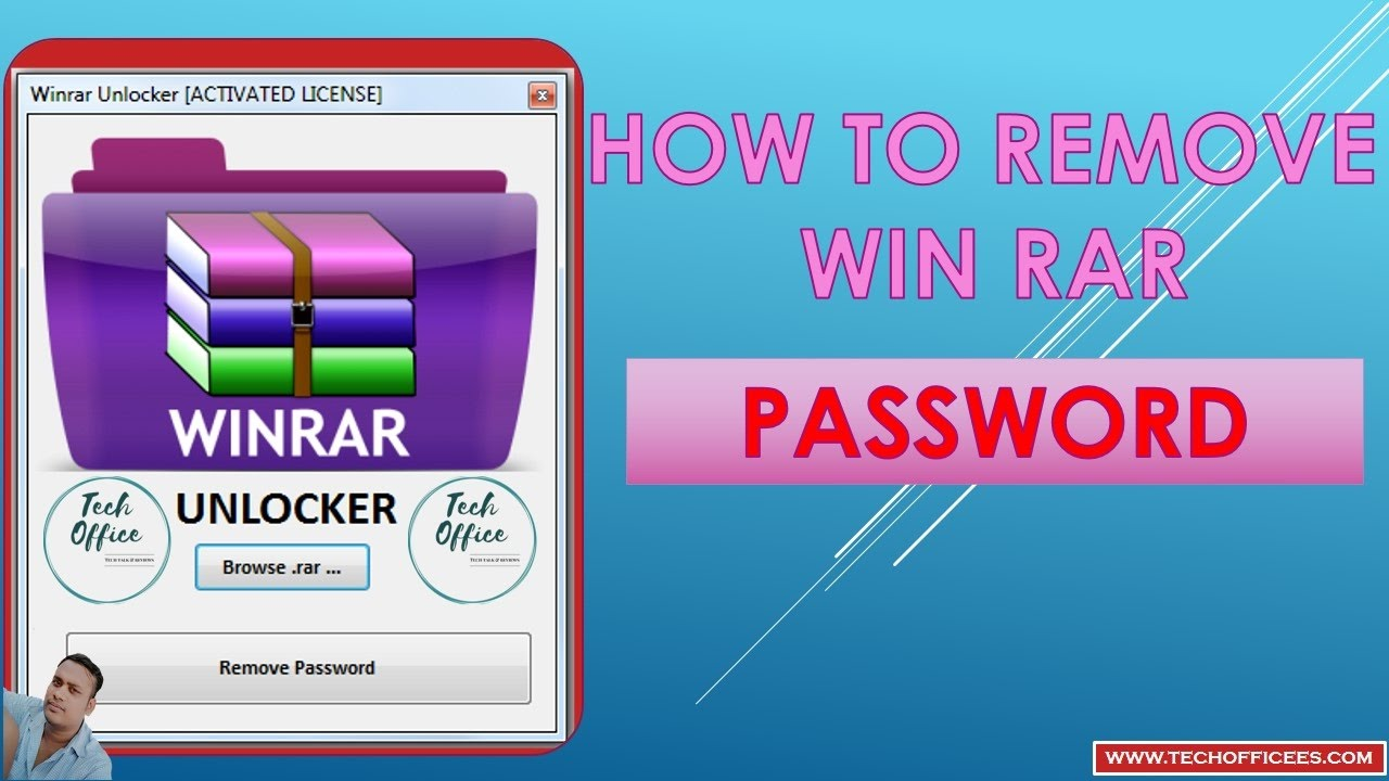 winrar password remover tool 2017 download