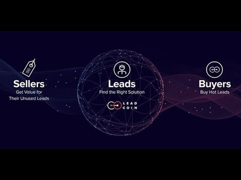 LeadCoin - a Decentralized Lead Sharing Network