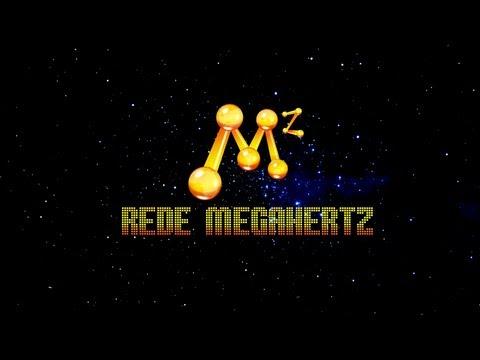 Inicio das Transmissões pós-manutenção - REDE MEGAHERTZ - 2013 [Ao toque Rede Manchete]