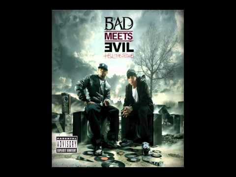 Eminem & Royce Da 5'9 - Hell: The Sequel - Bad Meets Evil