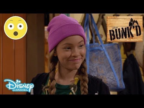 Bunk'd | SNEAK PEEK: The Forbidden Water Tower 😱 | Disney Channel UK from YouTube · Duration:  2 minutes 14 seconds