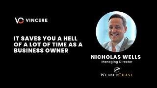 Webber Chase | Vincere Customer Story