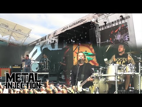 Rock Allegiance 2016 Report with Jim Bruer & The Cavaleras | Metal Injection