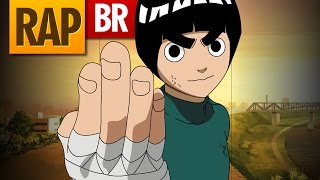 Rap do Rock Lee (Naruto) | Tauz RapTributo 44