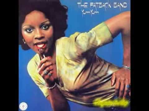 "THE FATBACK BAND ""Feed Me With Your Love"" 1975 (45 Speed Version)"