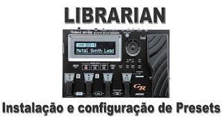 GR55 - LIBRARIAN