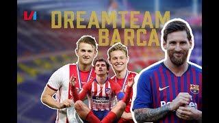 'Frenkie de Jong Gaat bij Barcelona Samenspelen Met Zijn Grootste Fan'
