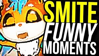 I will never be able to unsee this... (Smite Funny Moments)