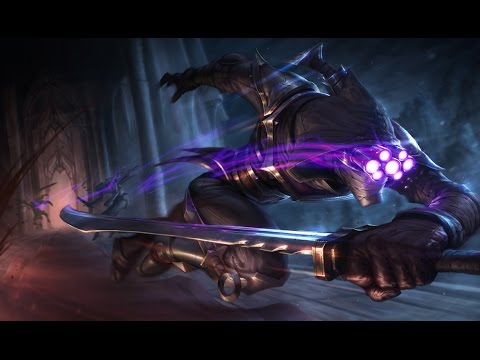 видео: league of legends — master yi (Мастер Йи)