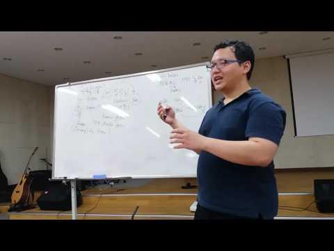 [언어] 인도네시아어 수업 Indonesian Language Class