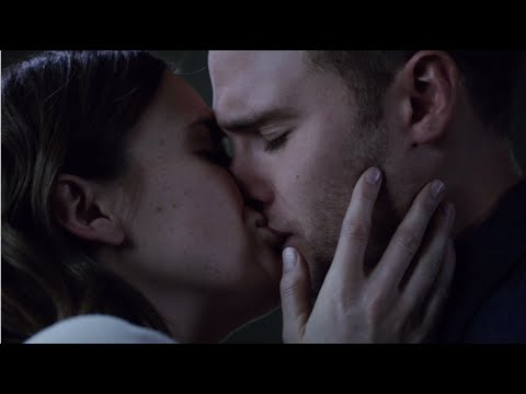 Fitz and Simmons Kiss - Marvel's Agents of S.H.I.E.L.D.