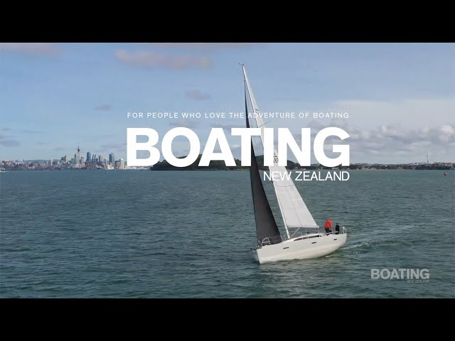 BOATING NEW ZEALAND TV EPISODE 1