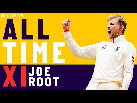 Cook, Kohli & Warne - Joe Root's All Time XI