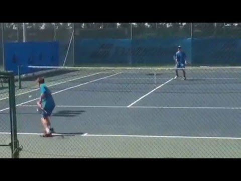 Davis tennis academy