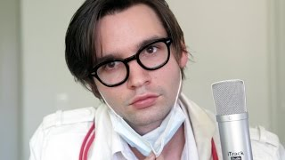 One of IamCyr's most viewed videos: ASMR Psycho Doctor Appointment Roleplay