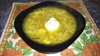 Как приготовить вкусные постные щи с грибами из свежей капусты