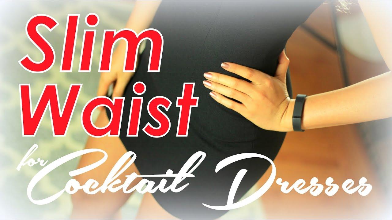 Slim Waist POP Pilates | Cocktail Dress Series