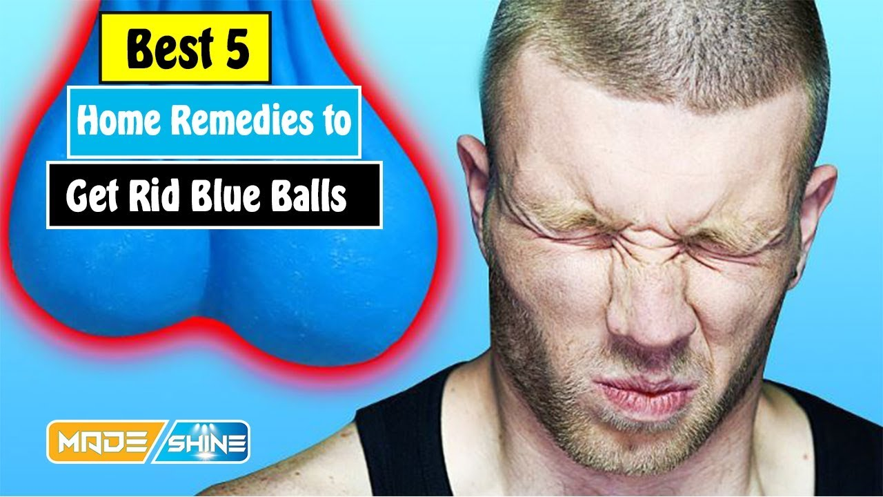 pics What Are Blue Balls and Is It Real