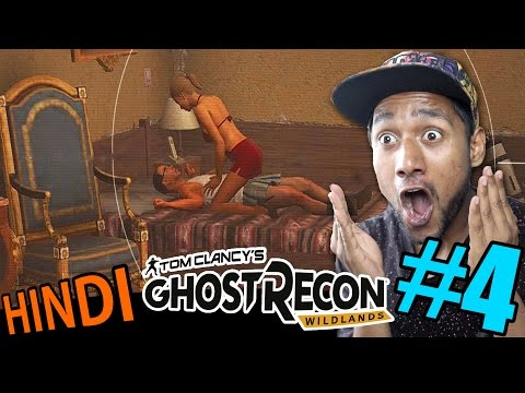 """""""What is Happening Here"""" Tom Clancy's Wildlands Ghost Recon (Hindi) #4"""
