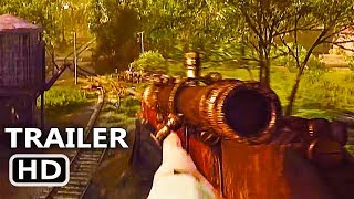 PS4 - Hunt Showdown GamaplaysTrailer (2020)