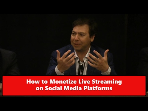 How To Monetize Live Streaming on Social Media Platforms thumbnail