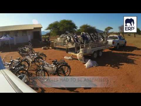 Bikes4ERP Blouberg area South Africa 29 Apr 2016