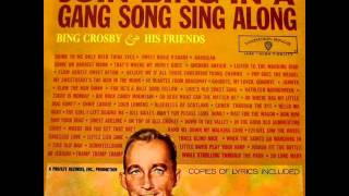 While Strolling Through The Park(Read NOTE Below!!) by Bing Crosby on 1961 WB LP.