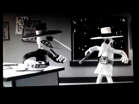 Spy VS Spy - Anti-Gravity Belt
