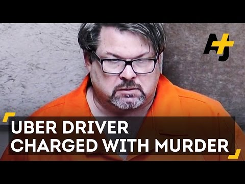 Uber Driver Charged With Murder