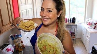 Aprenda a fazer Guacamole de uma forma mto fácil!