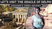 Lets Visit the Oracle of Delphi - History Tour in AC: Odyssey Discovery Mode