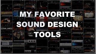 Video Game Sound Design Tutorial - My Favorite Sound Design Tools