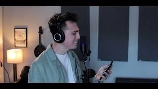 Memories - Maroon 5 (Acoustic Version) - Landon Austin - FIFINE K670B Microphone