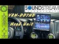 Soundstream Dual Screen Head Unit! (VRN-DD7HB) Project Dirty Willy Ep.25