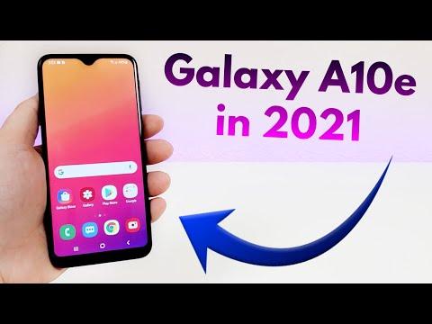 Samsung Galaxy A10e in 2021 - (Still Worth Buying?)